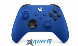 Microsoft Xbox Series X S Wireless Controller with Bluetooth (Shock Blue)