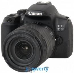 Canon EOS 850D [18-135 IS nano USM](3925C021)