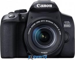 Canon EOS 850D [kit 18-55 IS STM Black](3925C016)