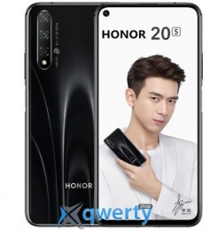 HUAWEI Honor 20S 6/128GB Black EU