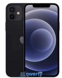 Apple iPhone 12 Dual Sim 64GB Black