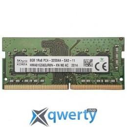 hynix 8 GB SO-DIMM DDR4 3200 MHz (HMA81GS6DJR8N-XN)