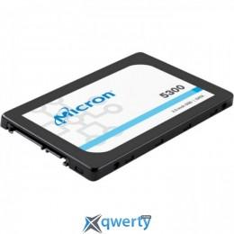 MICRON 5300 Max 240GB SATA (MTFDDAK240TDT-1AW1ZABYY) 2.5