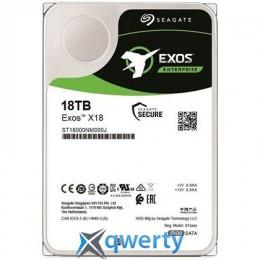 SEAGATE 18TB Exos X18 SATA (ST18000NM000J) 3.5
