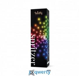 Twinkly Spritzer RGB 200(40х5), BT+WiFi, Gen II, IP44, кабель белый (TWB200STP-WEU)
