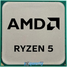 AMD Ryzen 5 5600X w/Wraith Stealth 3.7GHz AM4 Tray (100-100000065MPK)