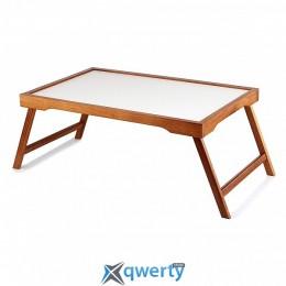 Столик для завтрака/ноутбука UFT Карпатский Дуб