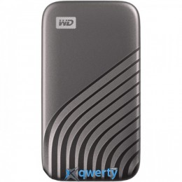 WD My Passport 2020 1TB Space Gray (WDBAGF0010BGY-WESN)