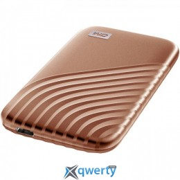 WD My Passport 2020 500GB Rose Gold (WDBAGF5000AGD-WESN)