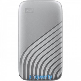 WD My Passport 2020 500GB Silver (WDBAGF5000ASL-WESN)