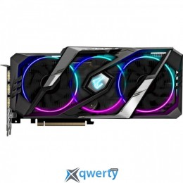 Gigabyte PCI-Ex GeForce RTX 2070 Super Aorus 8GB GDDR6 (256bit) (14000) (Type-C, 3 x HDMI, 3 x Display Port) (GV-N207SAORUS-8GC)