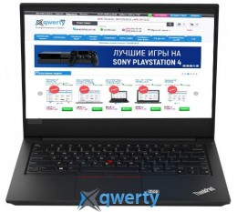 Lenovo ThinkPad E490 (20N8002ART) Black