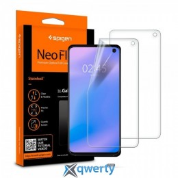 Spigen Galaxy S10 E Film Neo Flex HD Front 2 (609FL25694)