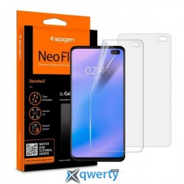 Spigen Galaxy S10+ Film Neo Flex HD Front 2 (606FL25695)
