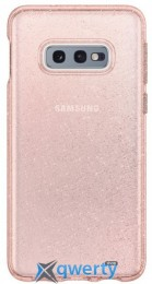Spigen Liquid Crystal Glitter Galaxy S10E Glitter Rose Quartz (609CS25835)