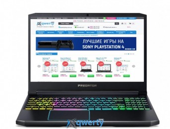 Acer Predator Helios 300 PH315-52-79Z4 (NH.Q54EU.06J) Abyssal Black