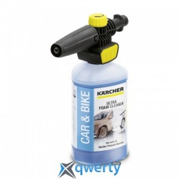 Karcher пенная насадка + UltraFoam 1 л (2.643-143.0)