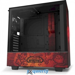 NZXT H510 World of Warcraft - Horde Limited Edition (CA-H510B-WH)