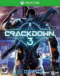 CRACKDOWN 3 XBox One (английская версия)