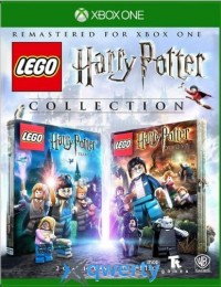 Lego Harry Potter Collection XBox One (английская версия)