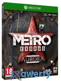 Metro EXODUS Aurora Special Edition XBox One (русская версия)