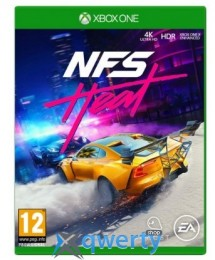 Need for Speed: Heat Xbox One (русская версия)