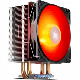 DEEPCOOL Gammaxx 400 v2 Red (DP-MCH4-GMX400V2-RD)