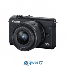 Canon EOS M200 + 15-45 IS STM Black (3699C027)