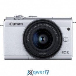 Canon EOS M200 + 15-45 IS STM White (3700C032)
