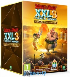 Asterix and Obelix XXL3 Collector edition Nintendo Switch (русская версия)