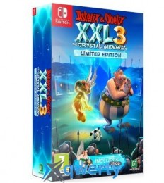Asterix and Obelix XXL3. The Crystal Menhir Limited edition Nintendo Switch (русская версия)