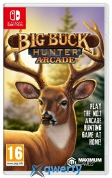 Big Buck Hunter Arcade Nintendo Switch (английская версия)