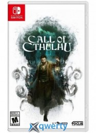 Call of Cthulhu Nintendo Switch (русские субтитры)