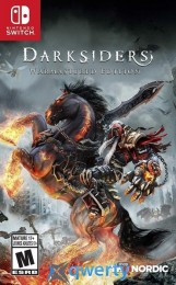 Darksiders: Warmastered Edition Nintendo Switch (русская версия)
