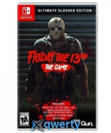 Friday the 13th: The Game Ultimate Slasher Edition Nintendo Switch (русские субтитры)