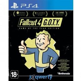Fallout 4 GOTY PS4 (английская версия)