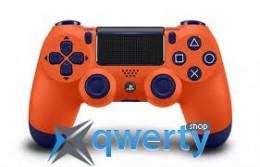 Dualshock 4 Sunset Orange V2
