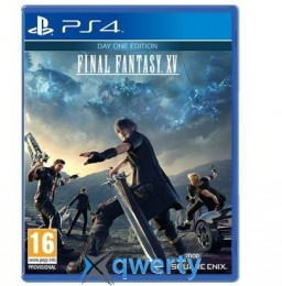 Final Fantasy XV PS4 Day One Edition (русские субтитры)