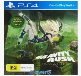 Gravity Rush Remastered PS4 (русские субтитры)