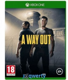 A Way Out XBox One (русские субтитры)