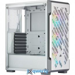 CORSAIR iCUE 220T RGB Airflow White (CC-9011174-WW)