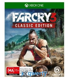 Far Cry 3 Classic Edition XBox One (русская версия)