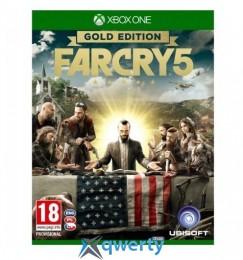 Far Cry 5 Gold Edition XBox One (русская версия)