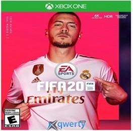 Fifa 20 Xbox One (английская версия)