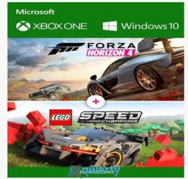 Forza Horizon 4 + LEGO Speed Champions XBox One (Код)