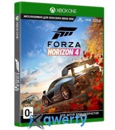 Forza Horizon 4 XBox One (русские субтитры)