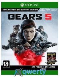 Gears 5 XBox One (русские субтитры)