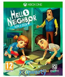 Hello Neighbor XBox One (русские субтитры) купить в Одессе