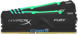 KINGSTON HyperX DDR4-3600 32GB PC4-28800 (2x16) Fury RGB (HX436C17FB3AK2/32)