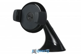 2E Car Mount Rotating Wireless Charger 5W, black (2E-WCQ01-03)